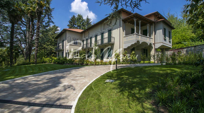Esterni villa Capiago Como (5)