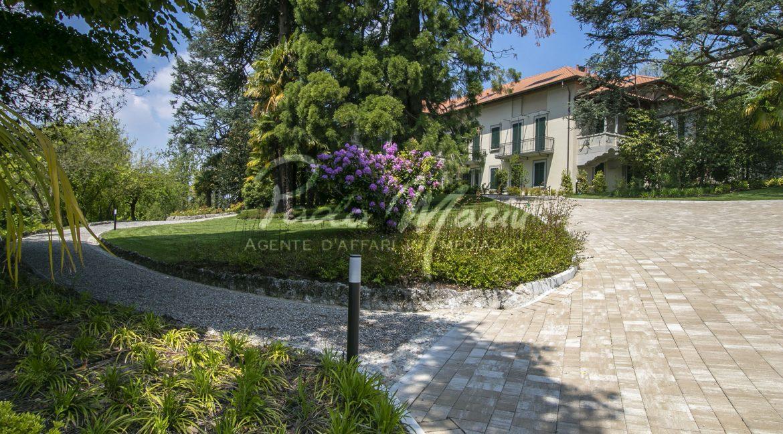 Esterni villa Capiago Como (6)
